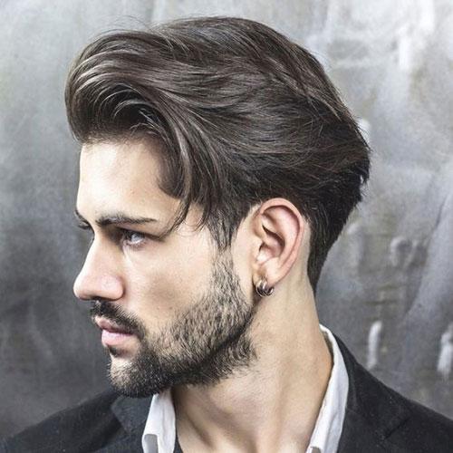 Mittlerer Länge Frisuren Männer-12