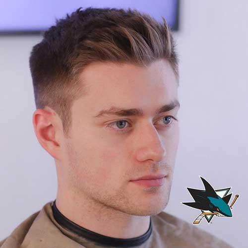 Kurze Haarschnitte für Männer-16