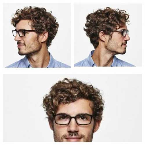 Best Haircuts for Men with Curly Hair-17