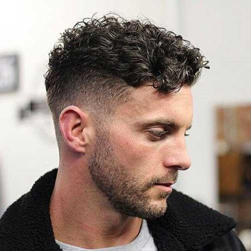 Best Haircuts for Men with Curly Hair-20