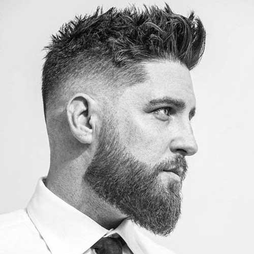 Kurze Haarschnitte für Männer-22