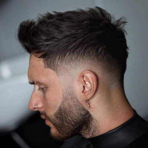 Kurze Haarschnitte für Männer-23