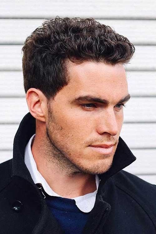 Kurze Haarschnitte für Männer-24