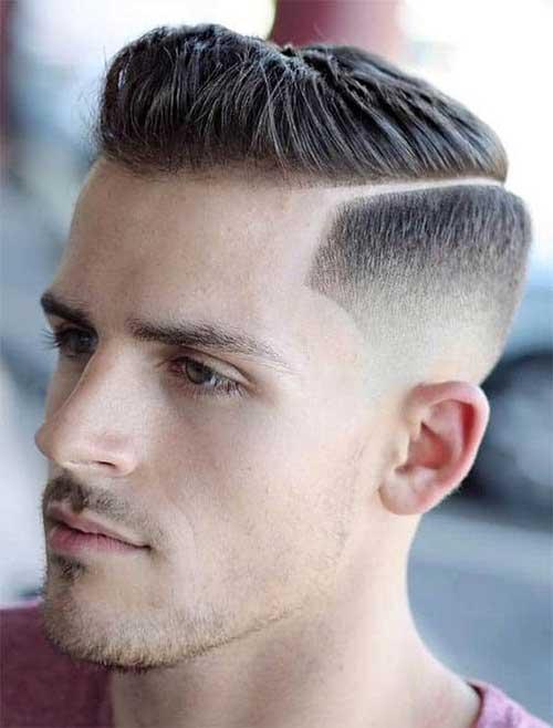 Kurze Haarschnitte für Männer-27