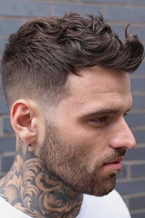 Kurze Haarschnitte für Männer-28