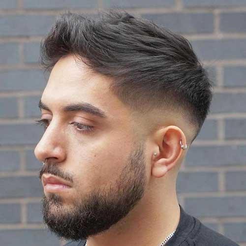 Kurze Haarschnitte für Männer-30