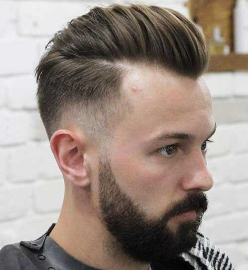 Mens Short Fade Haircut-6
