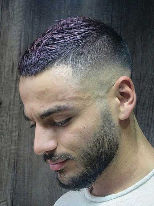Too Short Haircuts for Men-9