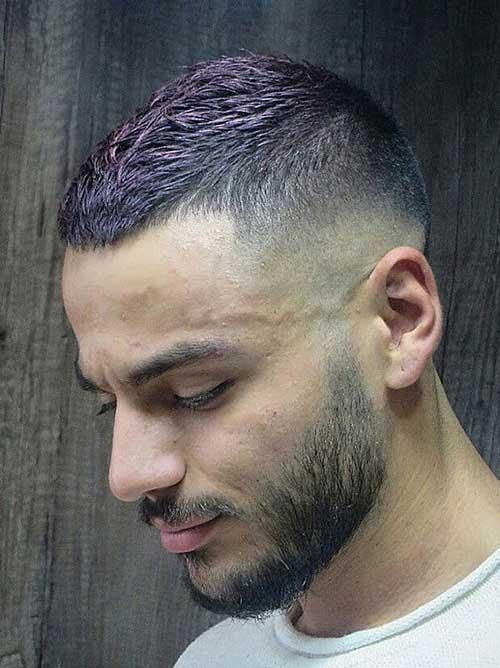 Zu Kurze Haarschnitte für Männer-9