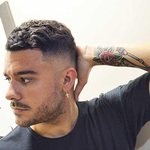 Best Short Haarschnitte für Männer