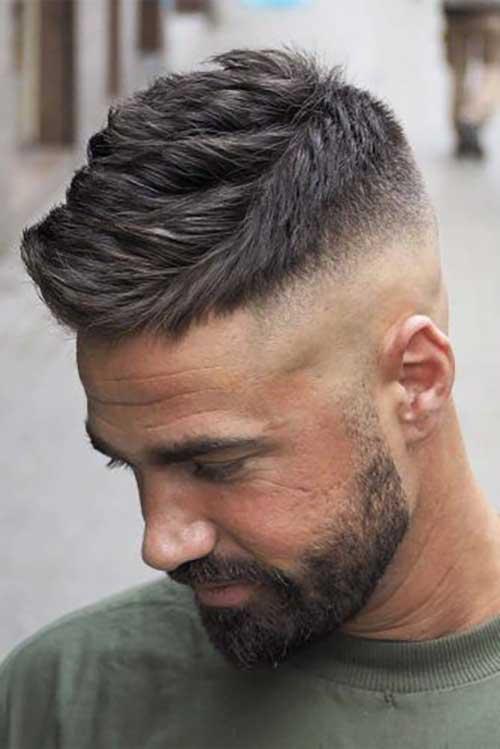 Faded Haircut
