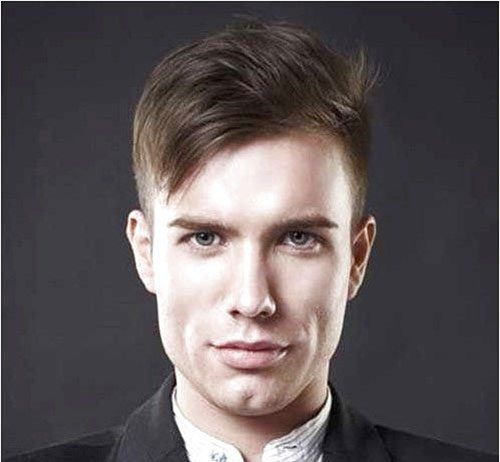 Mens Hairstyles For Fine Hair 2018
