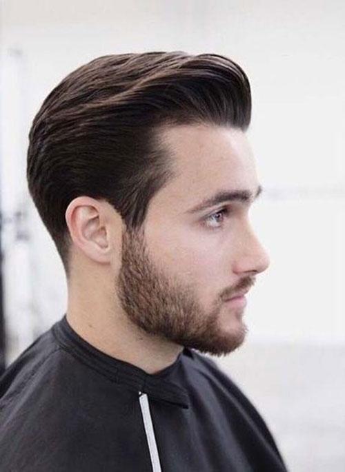 Mittlerer Länge Frisuren Männer