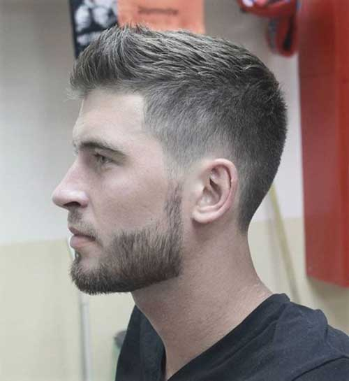Nice Short Haircuts for Men