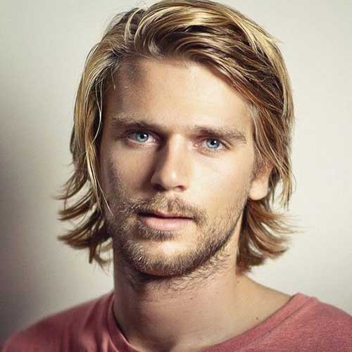 Medium Length Hairstyles Men-11
