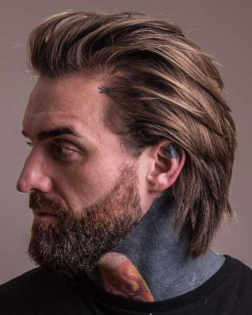 Medium Length Hairstyles Men-12