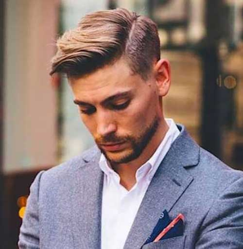 Mens Business Haircuts