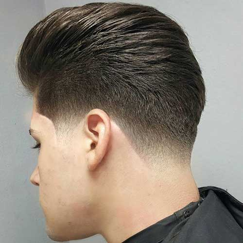 20 Best Mens Haircut Back View The Best Mens Hairstyles Haircuts