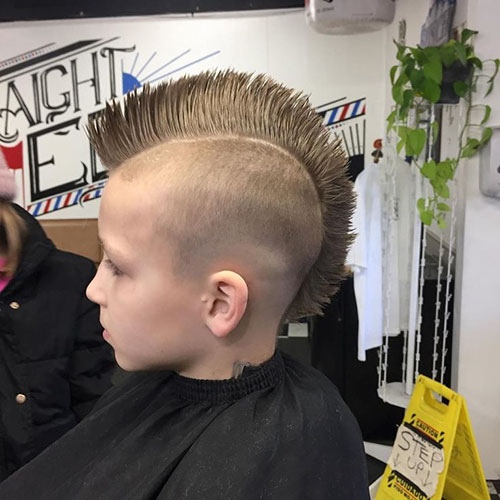 20 Cool Kids Mohawk Fade Images The Best Mens Hairstyles