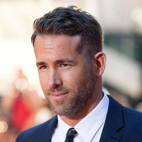 40 Gorgeous Ryan Reynolds Haircut Ideas The Best Mens Hairstyles Haircuts