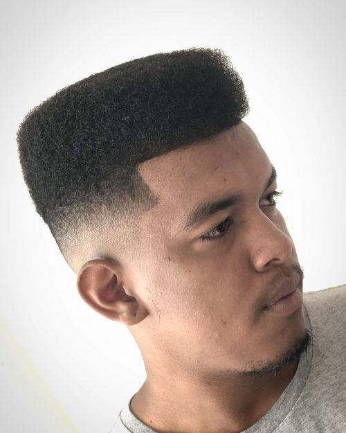 High Top Dreads With Fade