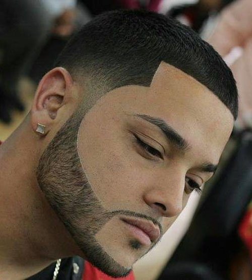 Line Up Haircut Styles