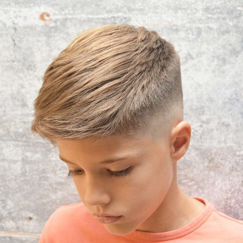 Mohawk Cuts For Boys