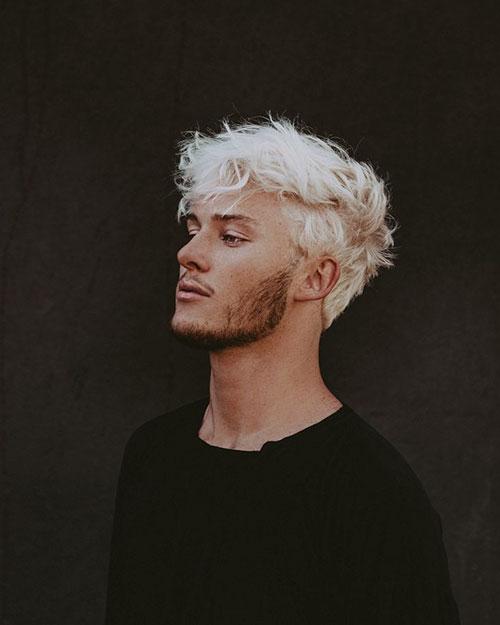 Platinum Blonde Men