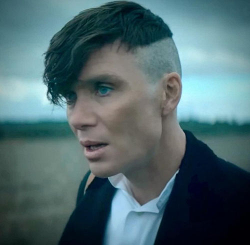 Thomas Shelby Haircut