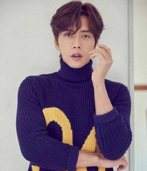 Men Korean Hairstyle 2019
