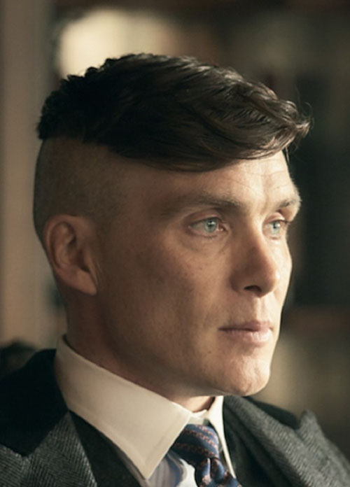 25 Best Thomas Shelby Haircut Designs The Best Mens
