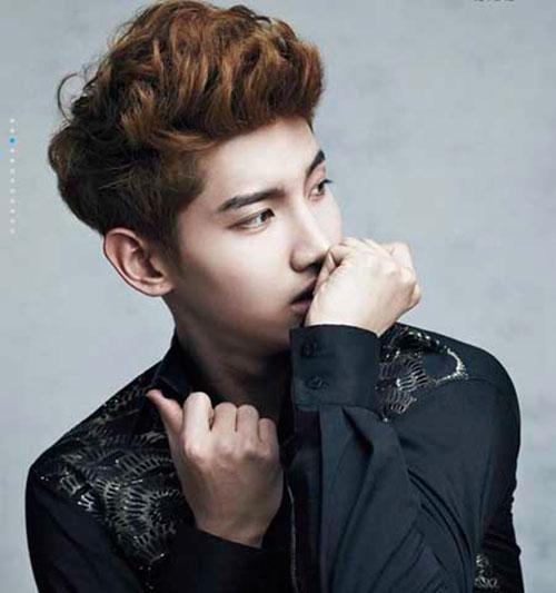 Haircut For Men Korean