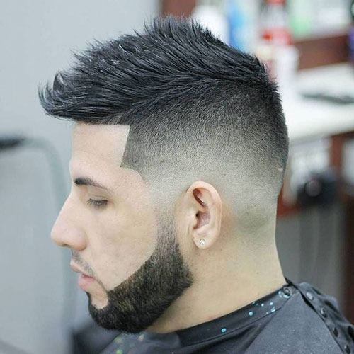 Mens Spiky Haircuts