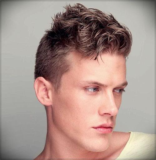 Nice Gentleman Haircuts