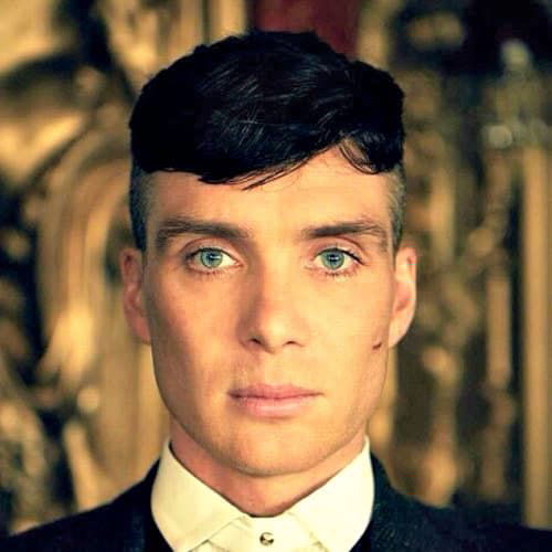Thomas Shelby Haircut Style