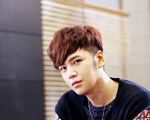 Korean Haircut For Men