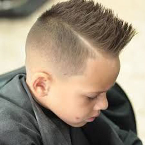 Mohawk Hairstyle For Boys