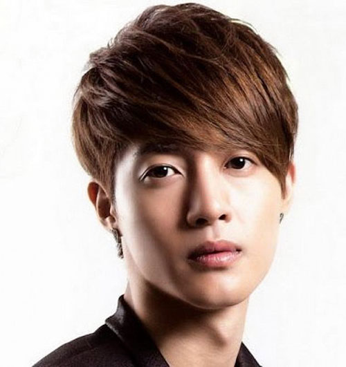 2019 Korean Men Hairstyle