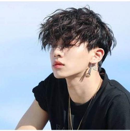 Korean Men Hairstyle 2019