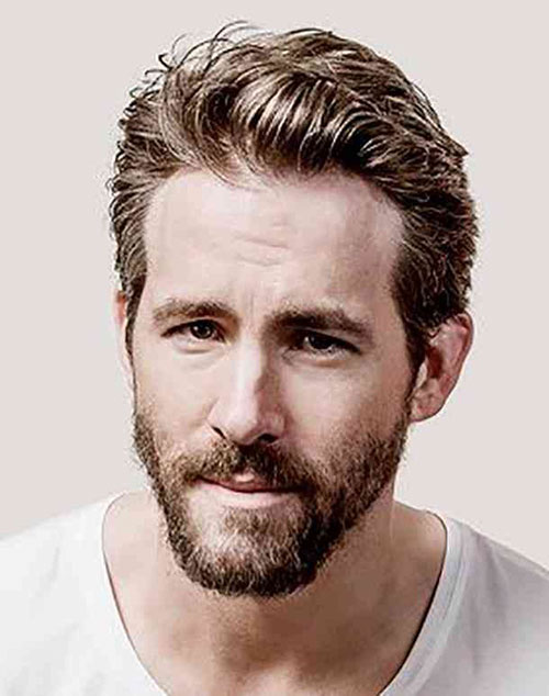 Ryan Reynolds Haircut 2019