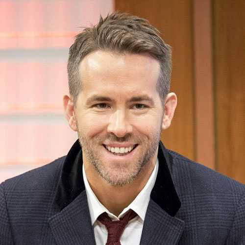 Ryan Reynolds Haircut Deadpool