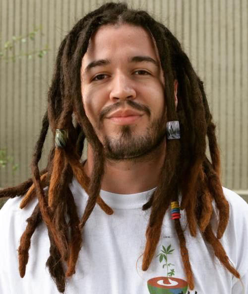 Dread Style For Men 2020