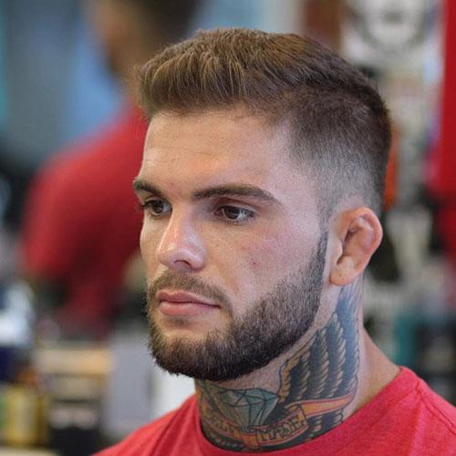 New Hair Style For Men